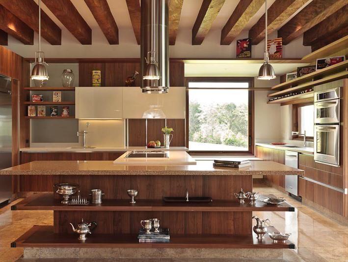 Cocinas con marmol gallery of cocinas mesadas de marmol y - Cocinas con marmol ...